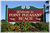 Welcome to Point Pleasant Beach